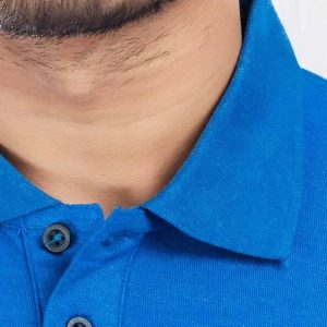 Men's Polo Shirt Blue WINNER013-16
