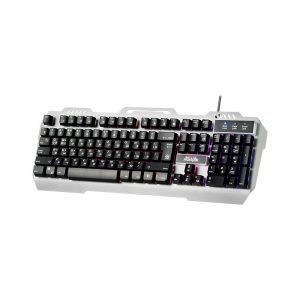 Defender GK 140L Metal Hunter Wired Keyboard
